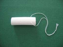 RECA proct Tampon zur postoperativen Wundversorgung